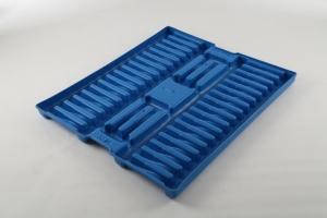 HDPE厚片吸塑打样流程?