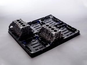 HDPE+TPU运输托盘