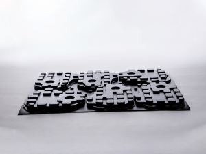 HDPE汽车缸盖运输盘